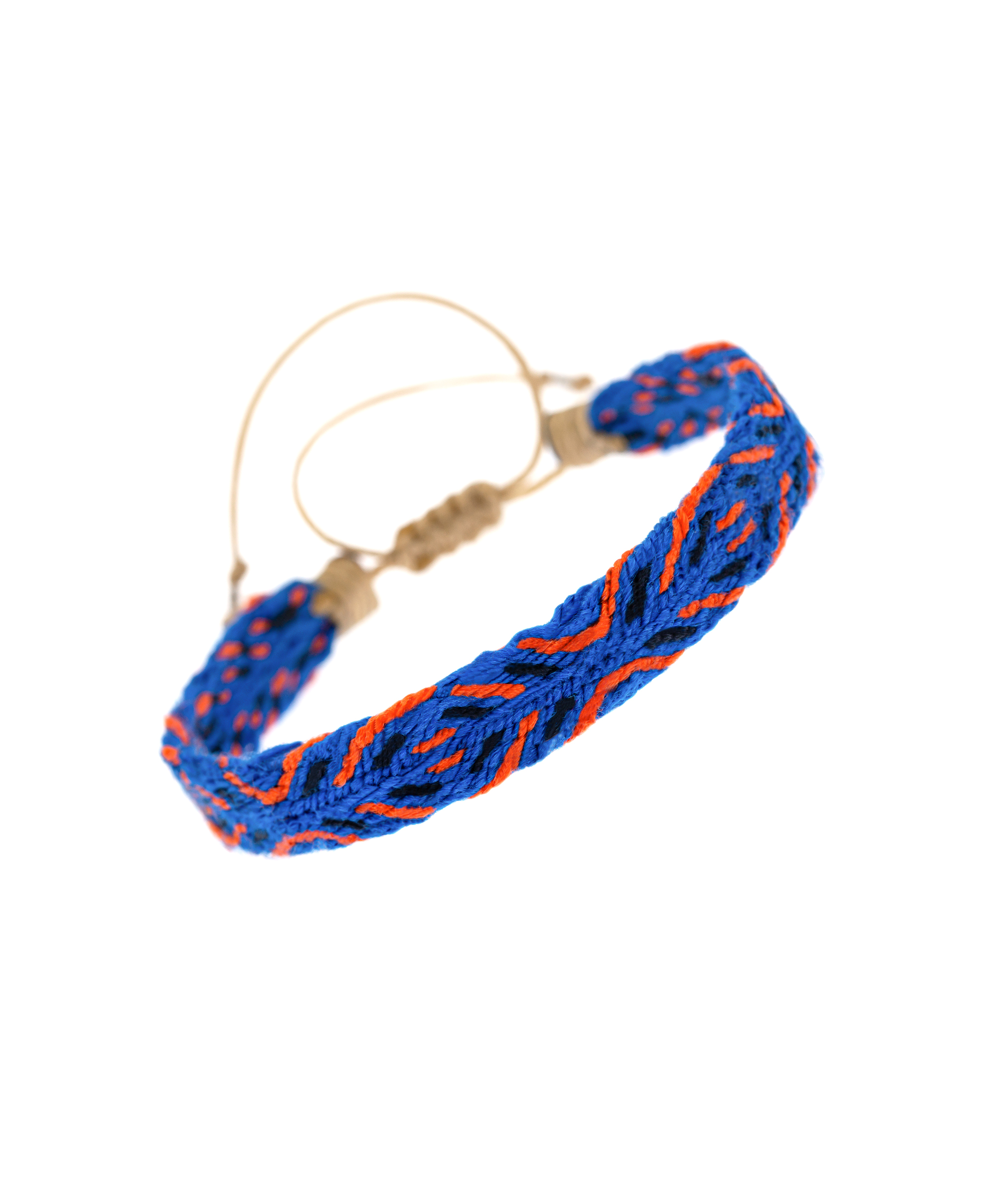 NARIÑO Armband Azur
