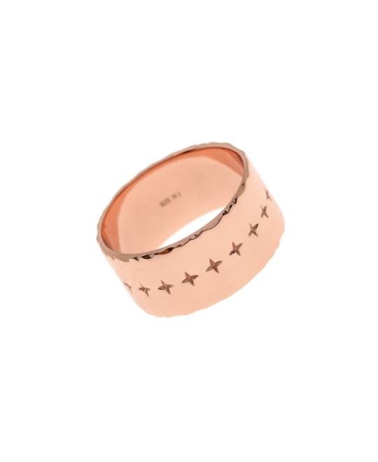 URBAN STYLE Ring Rosé
