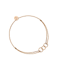 ROSE SHADOWS|Armband Beige
