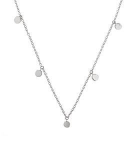 CHARMS Halskette  14K Weißgold