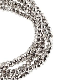 PYRIT Amrband Silber