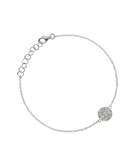 DIAMOND Armband|14KWeißgold