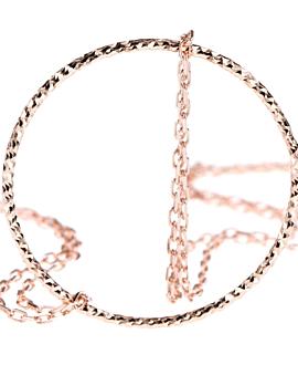 Armband  14K Roségold