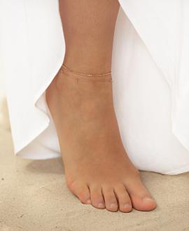 GEMMY DROPS  Fußband Grau