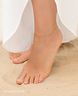 EMAILLE COLORS  Fußband Orange