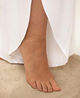 HIPPIE SUMMER  Fußband Rosa