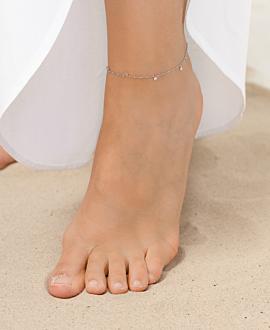 EMAILLE COLORS  Fußband Türkis