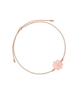 SEA FLOWER|Armband Beige