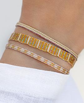 PEREIRA  Armband Gold