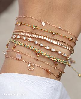 DROPS Armband  14K Gold