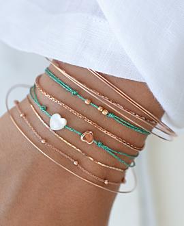 TRIAD  Armband Türkis