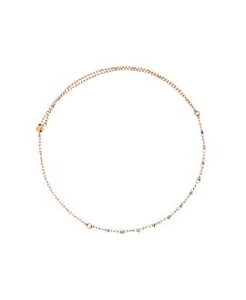 XORA Armband|10K Roségold