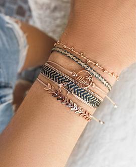 ANKER  Armband Rosé