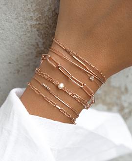 DIAMOND Armband  14K Roségold