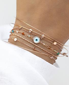 EVIL EYE  Armband Colors