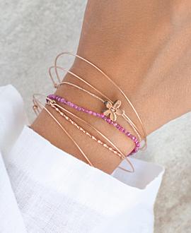 DELICIA  Armband Violett