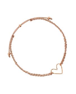 PURE LOVE|Armband Rosé