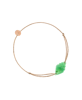 SEASHELL|Armband Grün