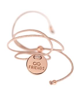 FRIENDS  BRACELET BEIGE