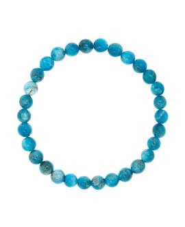 BLUE APATITE Armband