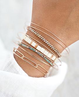 GUATAPÉ  Armband Blau