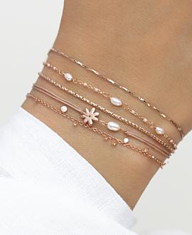 GYPSY  Armband Rosé