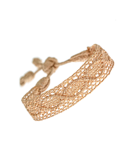 BOHO GLAM|Armband Textil
