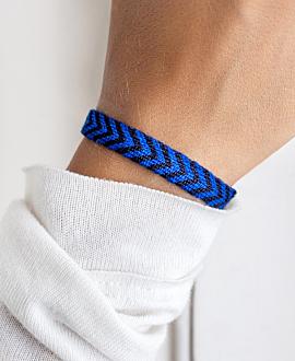 NARIÑO  BRACELET BLUE