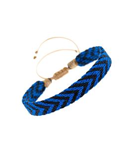 NARIÑO|Armband Blau