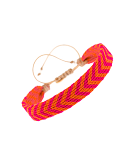 NARIÑO|Armband Koralle