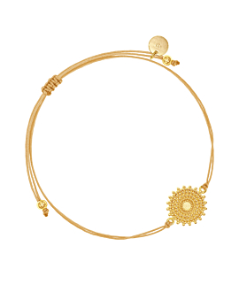 SOLEIL|Armband Gold