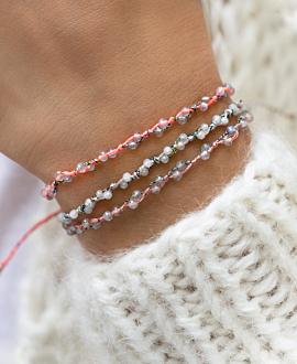 PRECIOSA  Armband Pink
