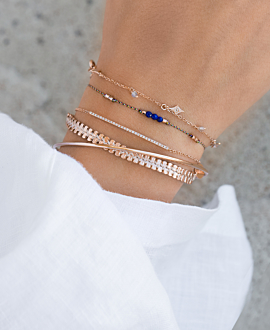 ALLEGRIA Armband Lapis