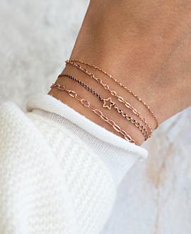 TWINKLE Armband Rosé