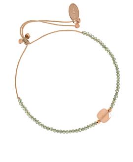 MOONSTONE GLITZ  Armband Grün