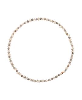 LABRADORIT|Armband Perle