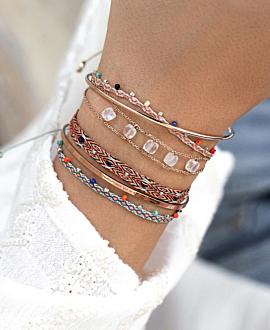 VIVE  Armband Pink