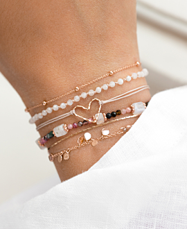 TURMALIN  Armband Beere