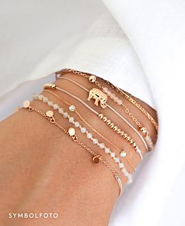 ELEPHANT  Armband Silber