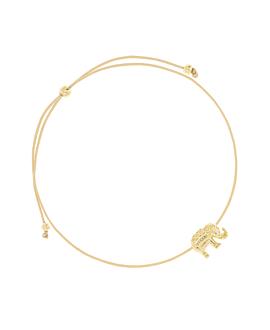 ELEPHANT  Armband Gold