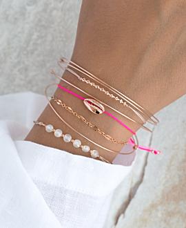 COURAGE  Armband Mondstein