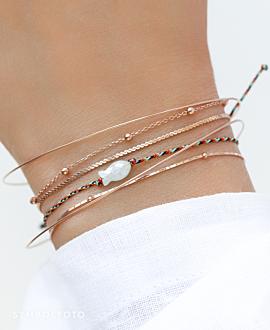 SEA FISH  Armband Türkis