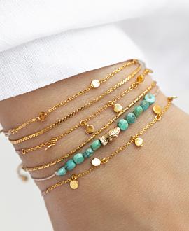 POISSON  Armband Gold