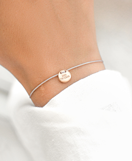 FRIENDS Armband Beige