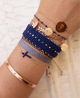 GAIA BRACELET BLUE