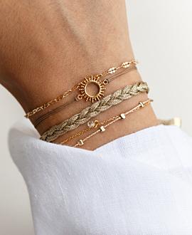 BOHEMIAN VIBE Armband Gold