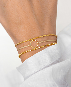 ESSENTIAL  BRACELET GOLD