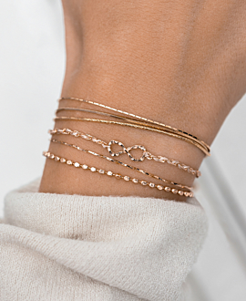 ESSENTIAL BRACELET ROSE