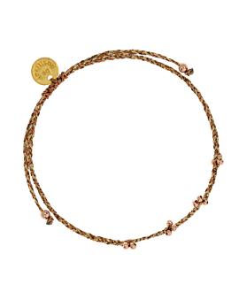 MICA Armband Gold