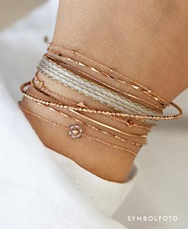 BEADS Armband  14K Gold
